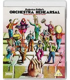 The Orchestra Rehearsal (1978) Blu-ray