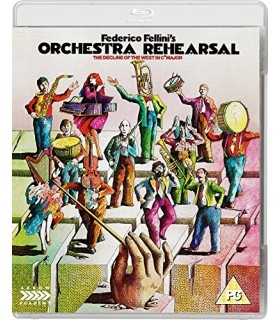 The Orchestra Rehearsal (1978) (2DVD)