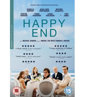 Happy End (2017) Blu-ray 28.3.
