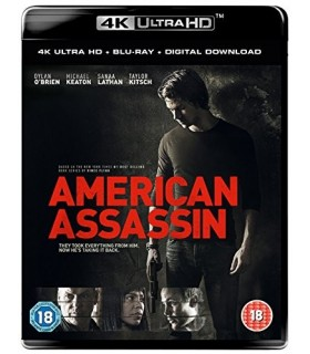 American Assassin (2017) (4K UHD + Blu-ray) 17.1.