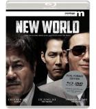 New World (2013) (Blu-ray + DVD)