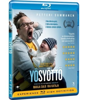 Yösyöttö (2017) Blu-ray 9.2.