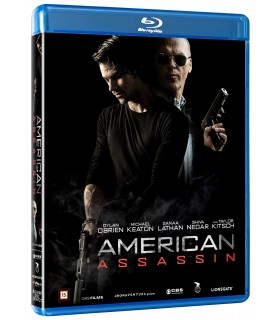 American Assassin (2017) Blu-ray 17.1.