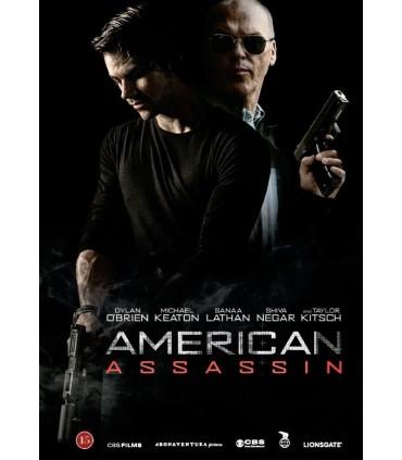 American Assassin (2017) DVD 16.4.