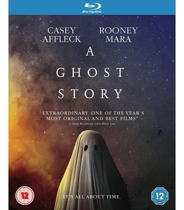 A Ghost Story (2017) Blu-ray