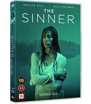 The Sinner - kausi 1. (2017) (2 DVD)