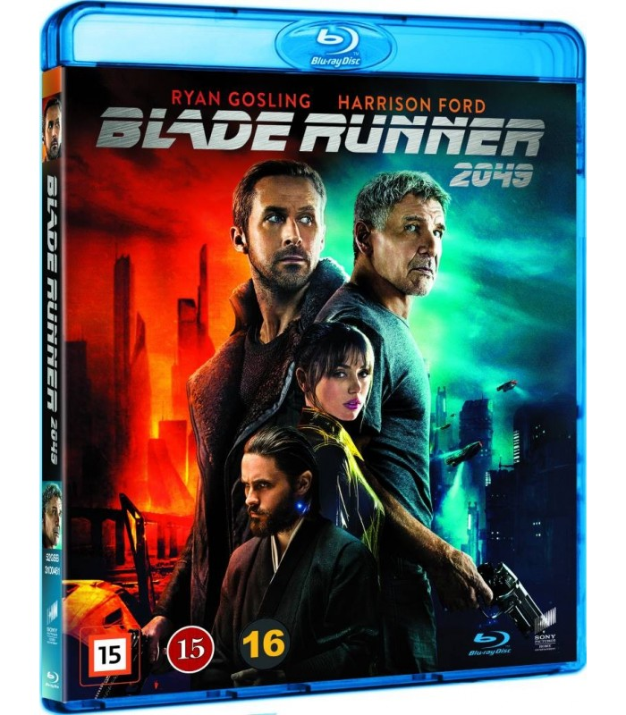 Blade Runner 2049 (2017) Blu-ray 19.2.