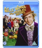 Willy Wonka & the Chocolate Factory (1971) Blu-ray