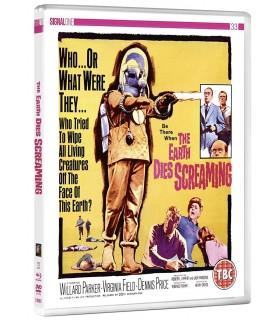 The Earth Dies Screaming (1964) Blu-ray 31.1.