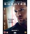 Shooter - kausi 1. (2016– ) (4 DVD)