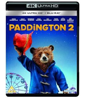 Paddington 2 (2017) (4K UHD + Blu-ray) 14.3.