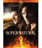Supernatural - Kausi 10 (6 DVD)