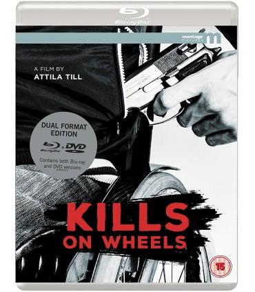 Kills on Wheels (2016) (Blu-ray + DVD)