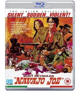 Navajo Joe (1967) Blu-ray 14.2.