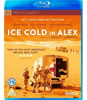 Ice Cold In Alex (1958) Blu-ray 21.2.