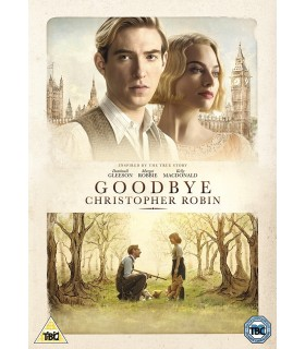 Goodbye Christopher Robin (2017) DVD 28.2.