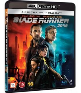 Blade Runner 2049 (2017) (4K UHD + Blu-ray) 19.2.