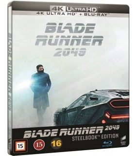 Blade Runner 2049 (2017) Limited Steelbook (4K UHD + Blu-ray) 19.2.