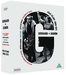 More about Jean-Luc Godard & Jean-Pierre Gorin: Five Films (1968-1971) (3 Blu-ray + DVD)