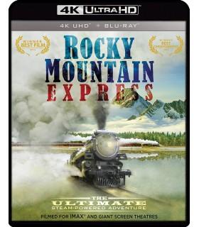 Rocky Mountain Express (2011) (4K UHD)