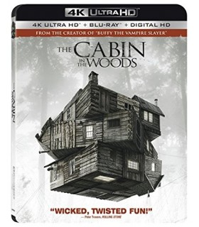 The Cabin in the Woods (2012) (4K UHD)