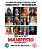 Manifesto (2015) DVD