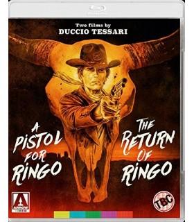 A Pistol for Ringo (1965) / The Return of Ringo (1966) Blu-ray