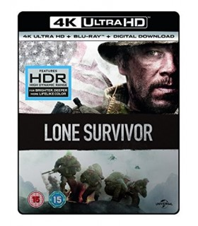 Lone Survivor (2013) (4K UHD + Blu-ray)