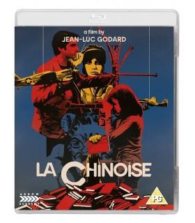 La Chinoise (1967) Blu-ray 25.4.