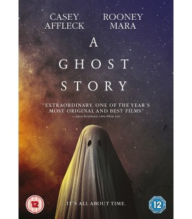 A Ghost Story (2017) DVD