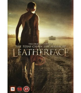 Leatherface (2017) DVD