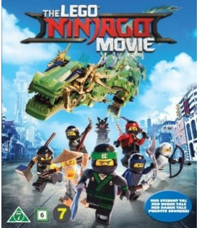 The LEGO Ninjago Movie (2017) Blu-ray
