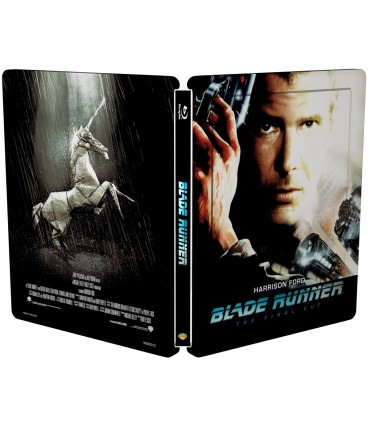 Blade Runner (1982) The Final Cut - Steelbook (2 Blu-ray)