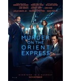 Murder on the Orient Express (2017) DVD