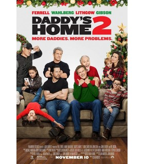 Daddy's Home 2 (2017) DVD 9.4.