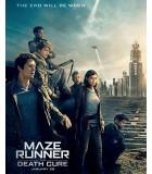 Maze Runner: The Death Cure (2018) DVD