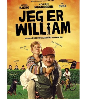 Jeg er William (2017) DVD 25.4.