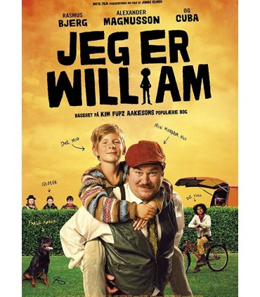 Jeg er William (2017) DVD