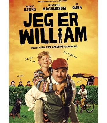 Jeg er William (2017) Blu-ray