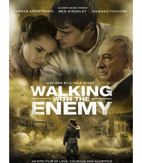 Walking with the Enemy (2013) DVD 21.5.