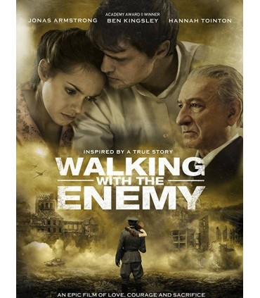 Walking with the Enemy (2013) DVD
