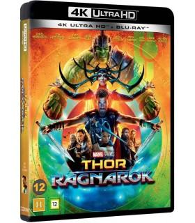 Thor: Ragnarök (2017) (4K UHD + Blu-ray) 12.1.