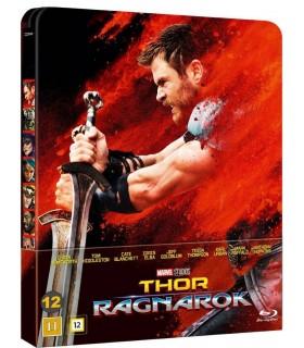 Thor: Ragnarök (2017) Steelbook (Blu-ray) 12.1.