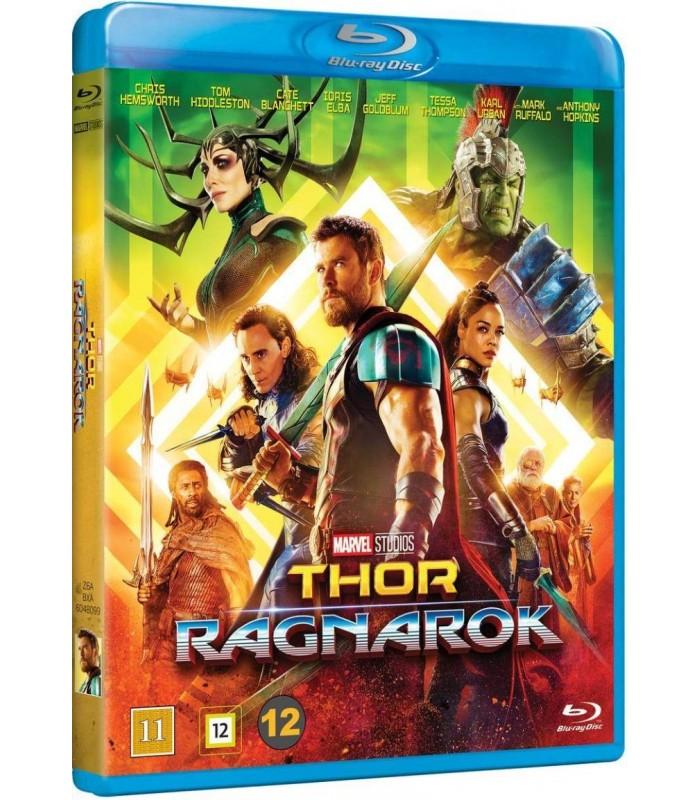 Thor: Ragnarök (2017) Blu-ray 12.1.