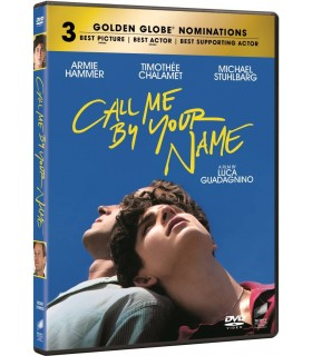 More about Call Me by Your Name (2017) DVD 4.6.