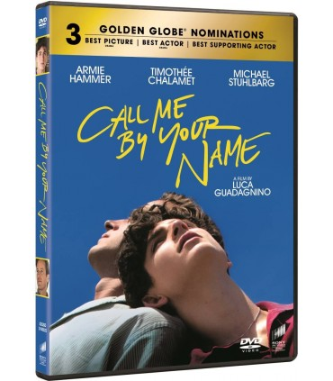 Call Me by Your Name (2017) DVD
