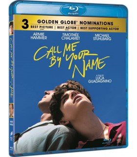 More about Call Me by Your Name (2017) Blu-ray