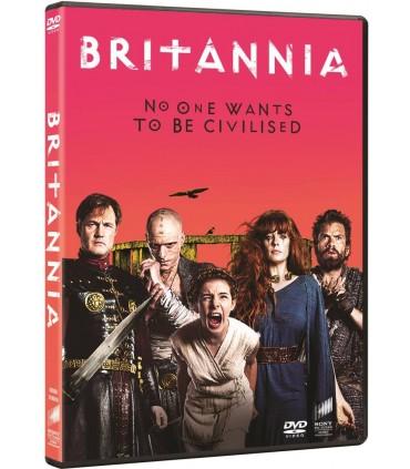 Britannia - kausi 1. (2017– ) (3 DVD)