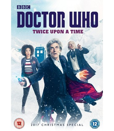 Doctor Who Christmas Special 2017 - Twice Upon A Time (2017) DVD