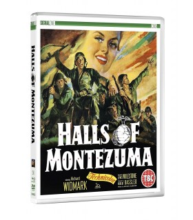 Halls Of Montezuma (1950) (Blu-ray + DVD) 2.5.